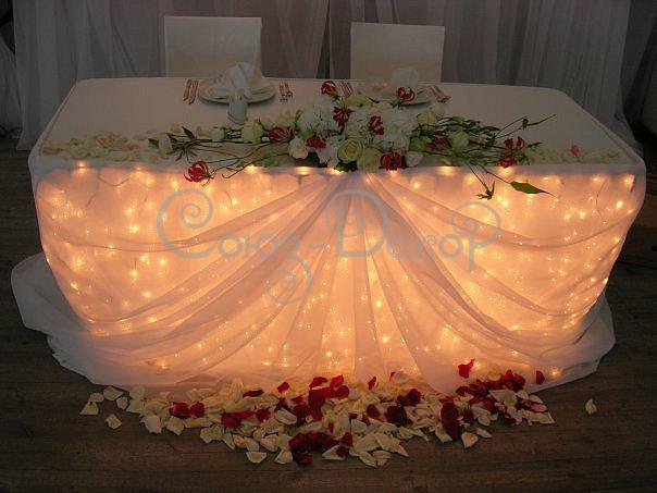 Украшение свадебного зала своими руками – пошаговая инструкция по декору помещения