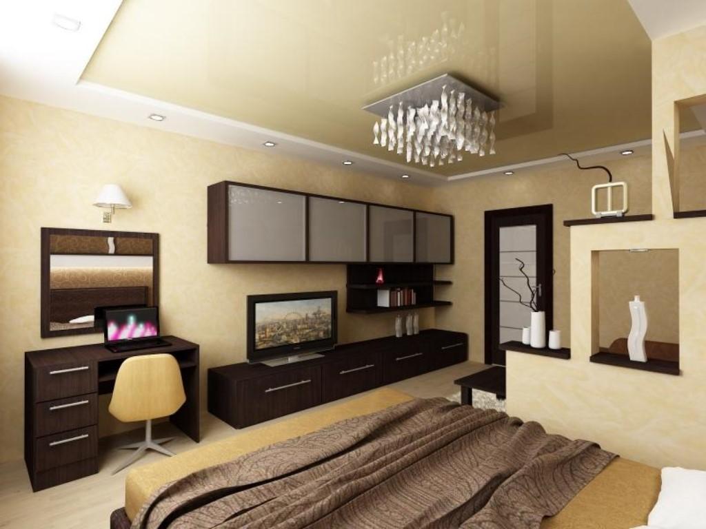 Дизайн комнат 20 кв