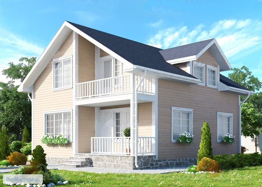 Купить готовый дом под ключ недорого спб