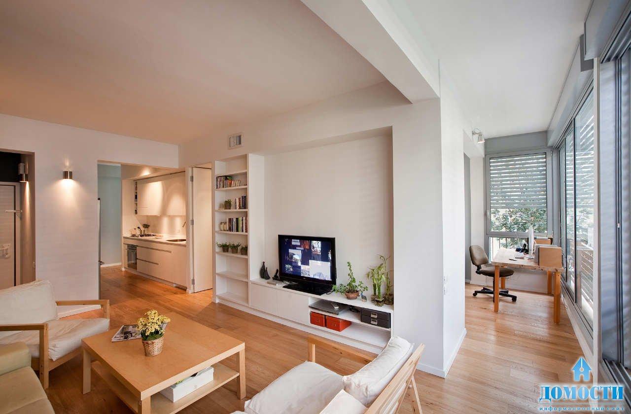 Дизайн домов маленьких квартир