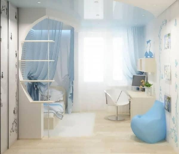 Хрущевка маленькая комната ремонт