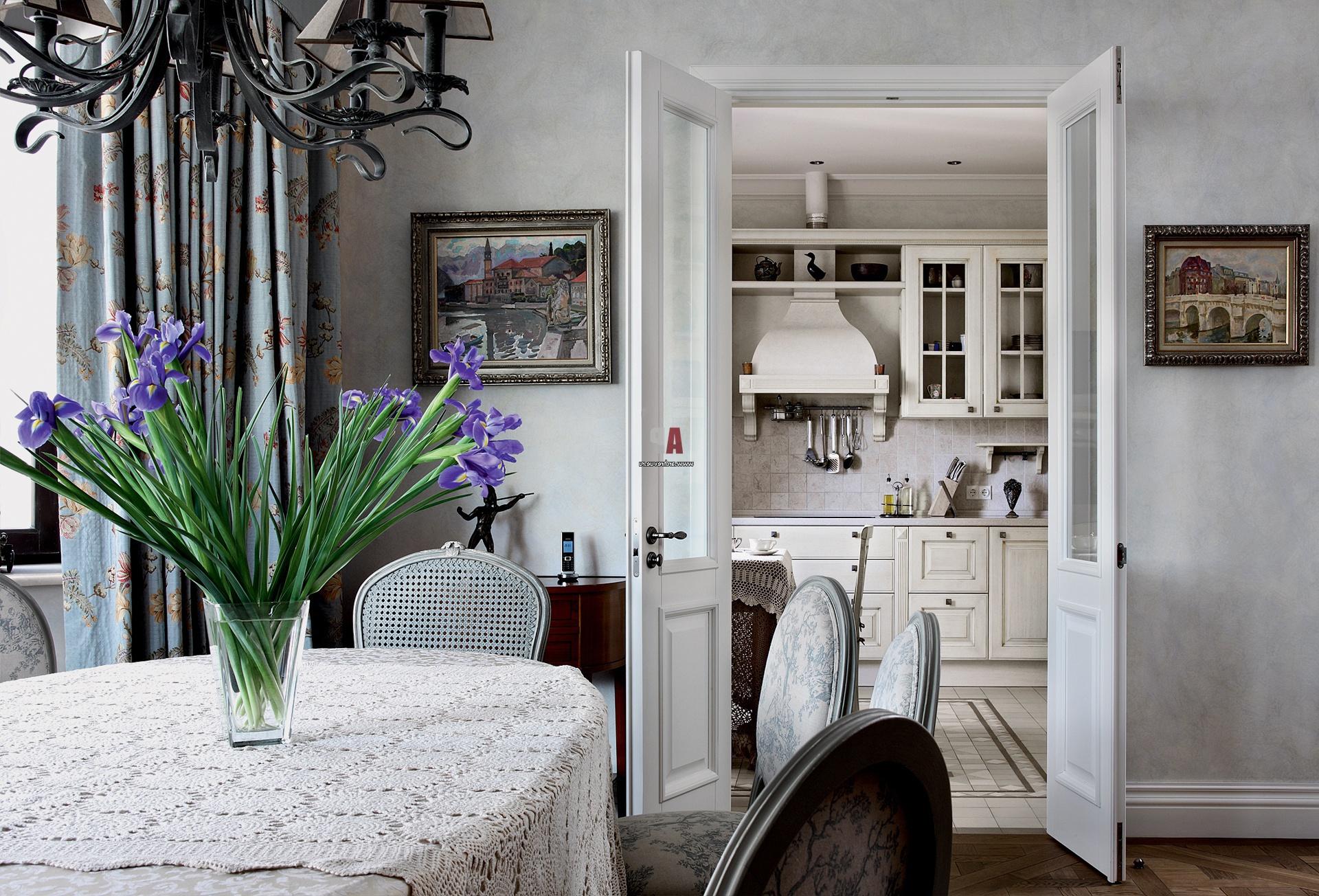 Дизайн квартиры стиль прованс