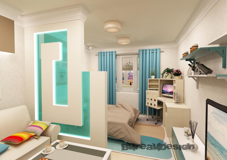 Гостиная в стиле скандинавский - фото и дизайн на vivbo.ru.