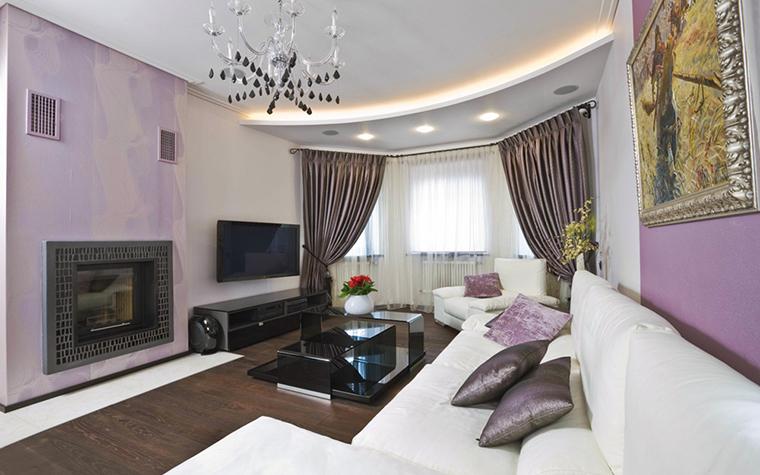 Дизайн комнаты 18 квм с эркером