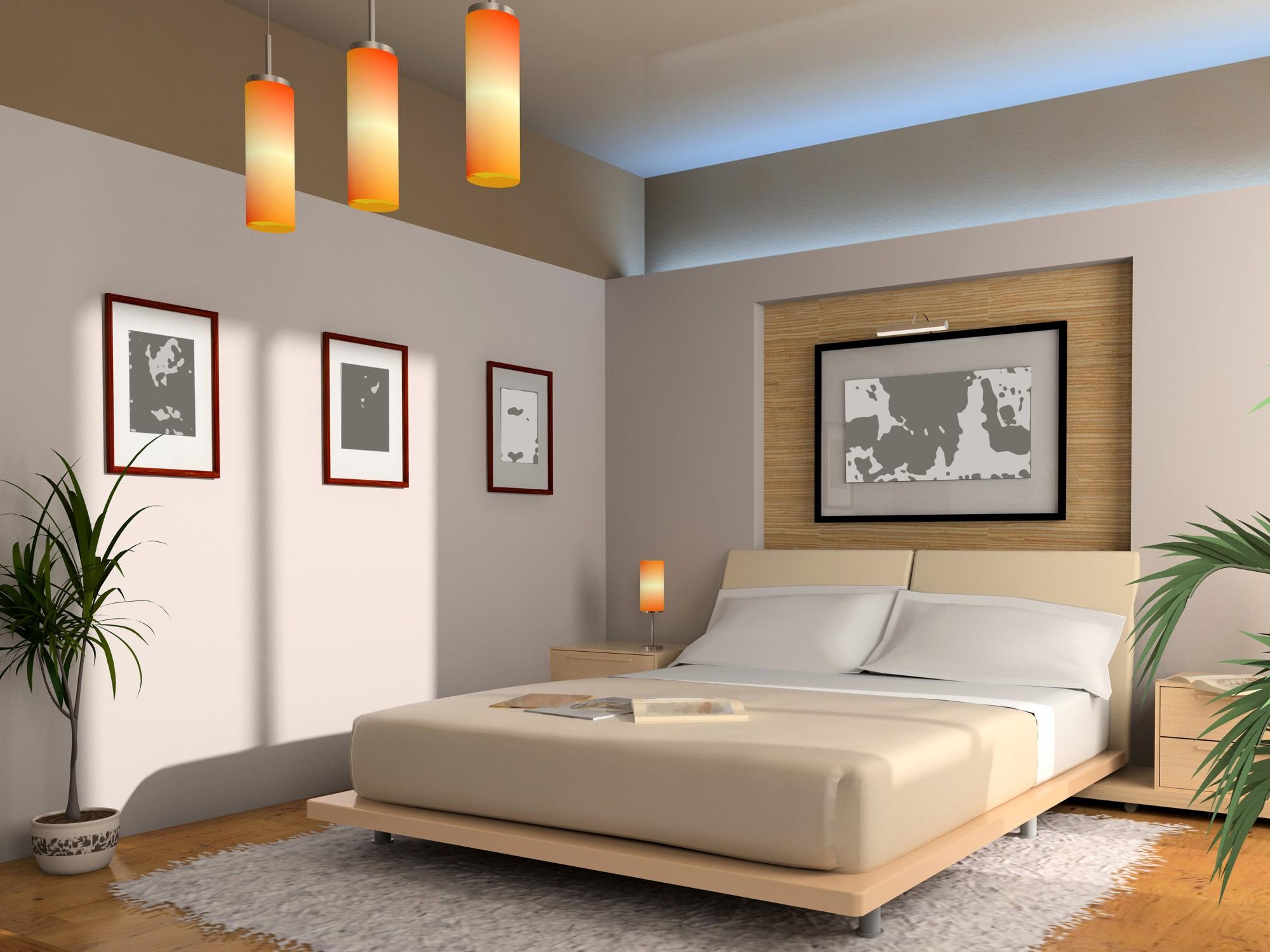 фото цветов в спальне по фен шуй
