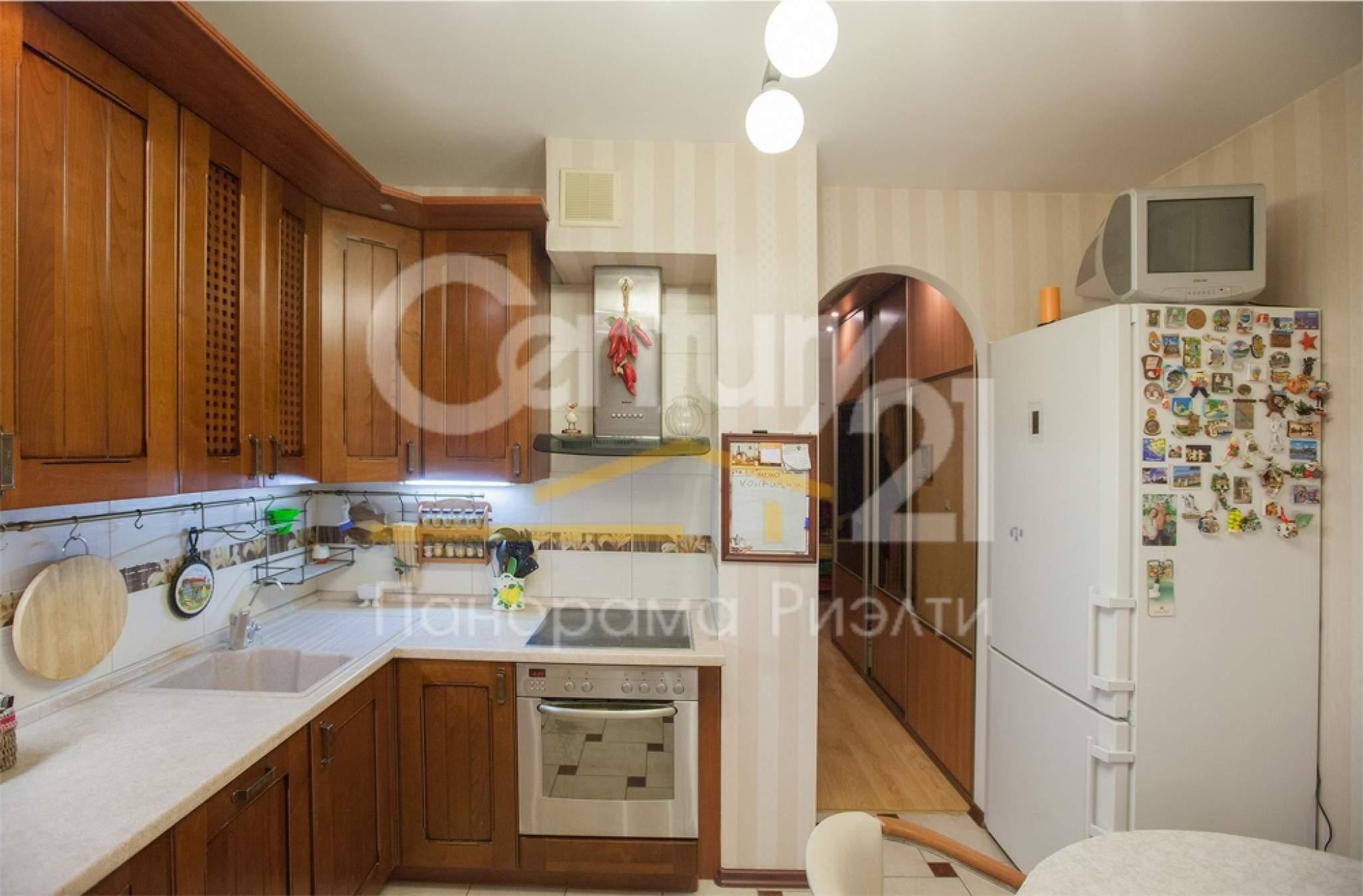 Ремонт в трехкомнатной квартире 137 серии.
