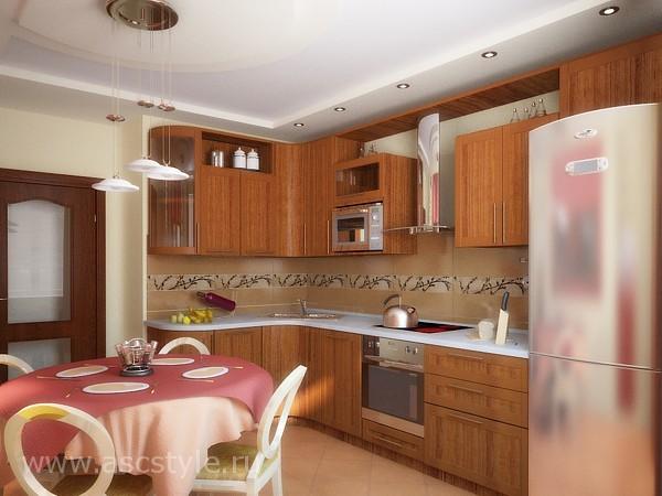 Дизайн 3 х комнатной квартиры 137 серии