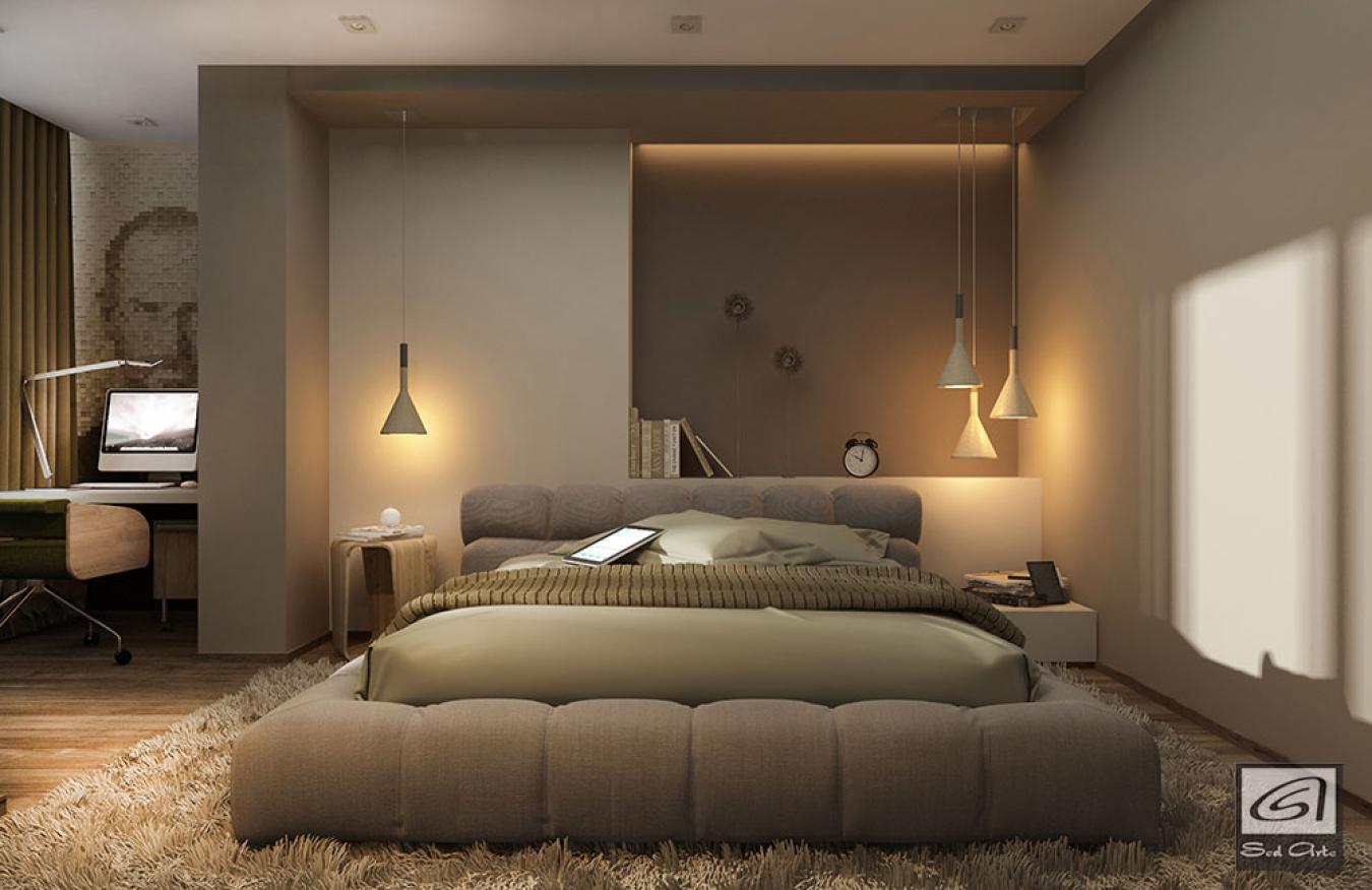 Дизайн проект спальни фото 2016 современные идеи