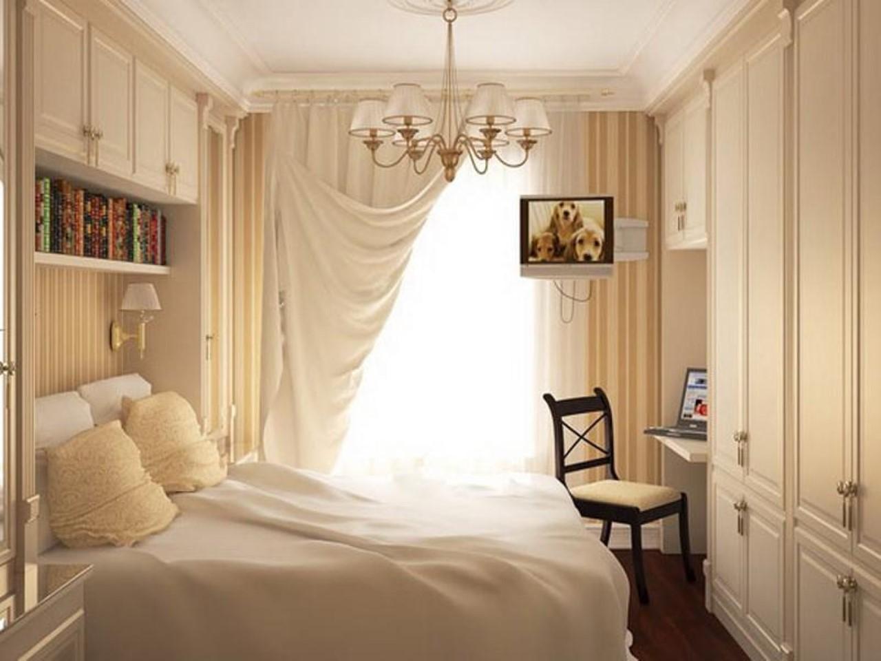 Дизайн спальной комнаты в хрущевка