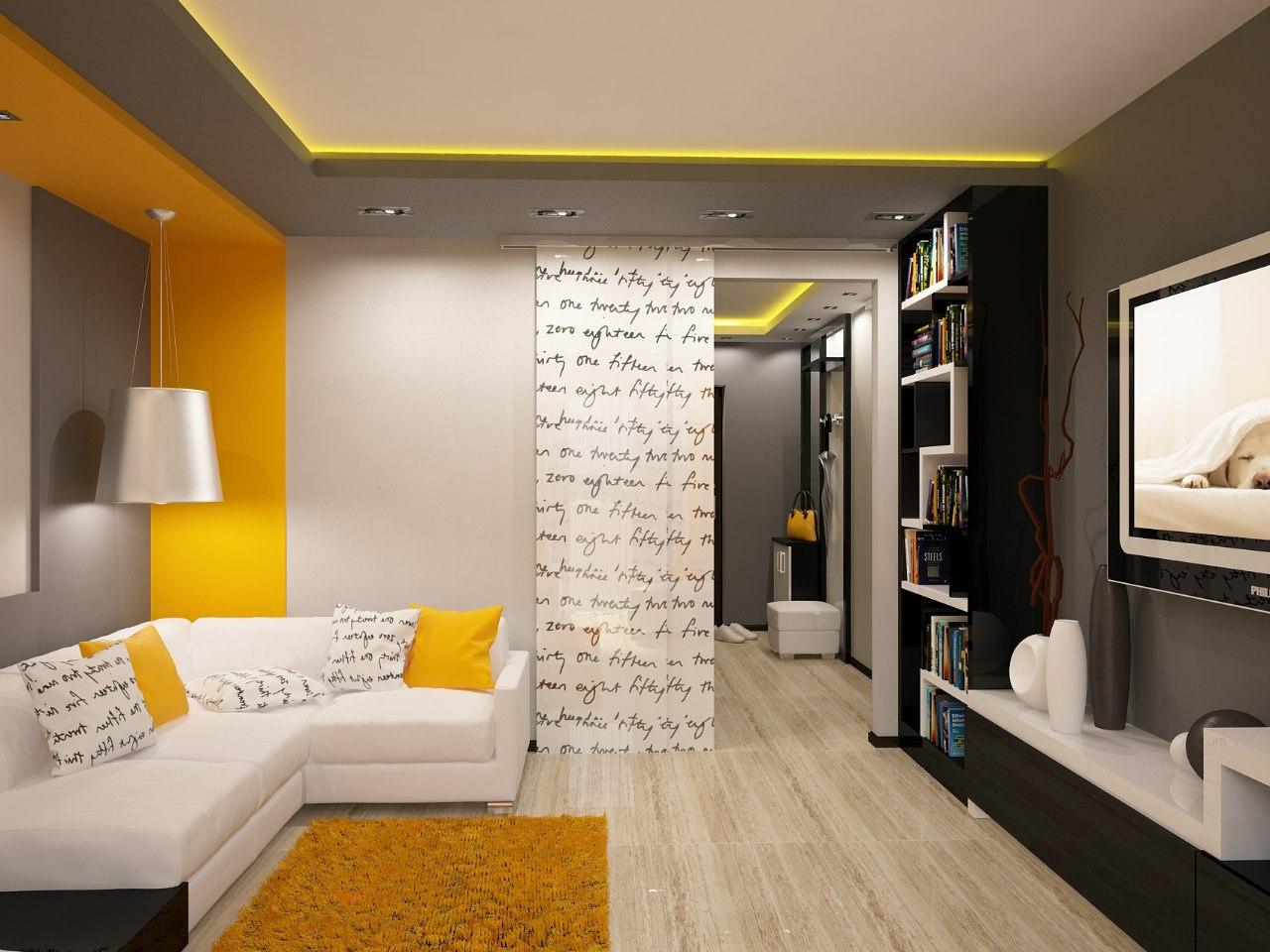 Идеи ремонта в маленькой квартире