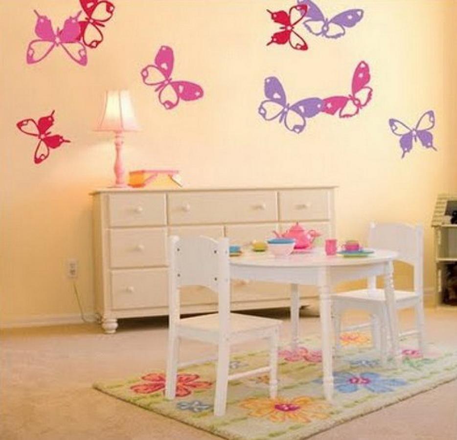 """Оформление детской комнаты своими руками фото """" Современный дизайн"""