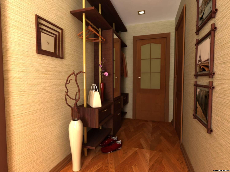 Ремонт дизайн коридор