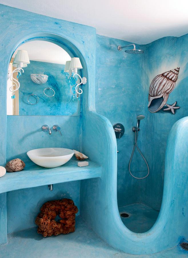 Идея для ванной комнаты своими руками