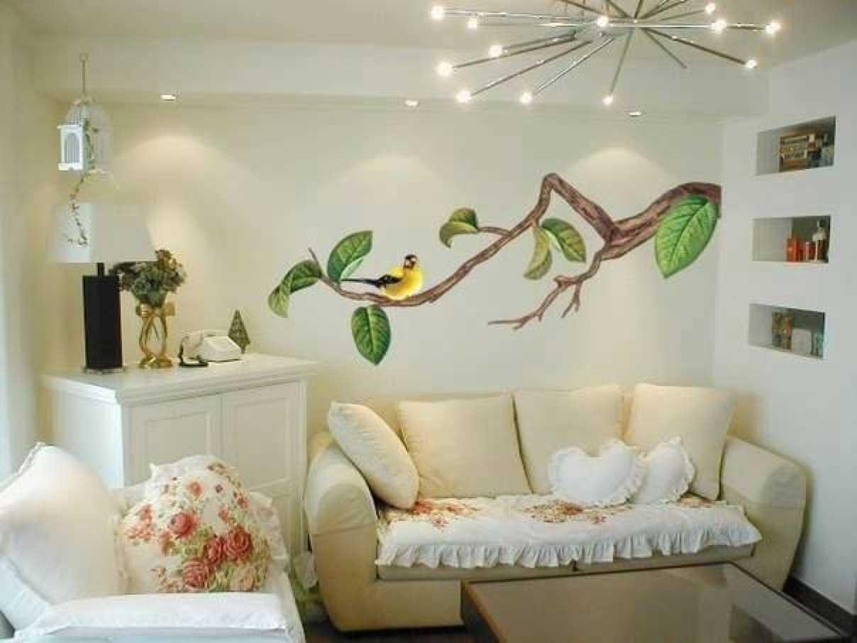 """Дизайн стен в квартире своими руками """" Современный дизайн"""