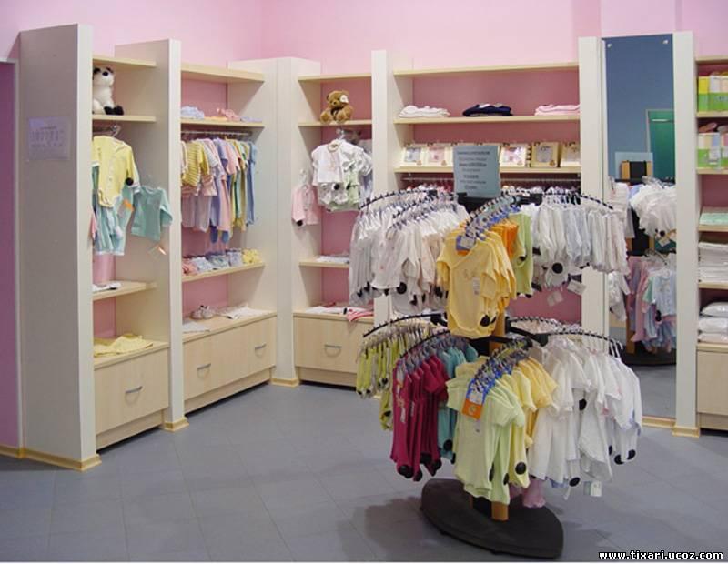 Дизайн детских одежд