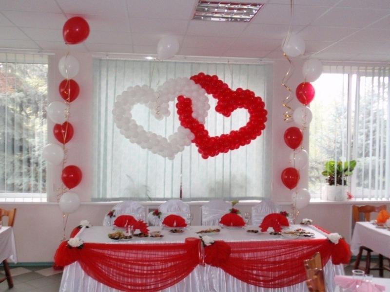 Как украсить комнату для свадьбы фото своими руками