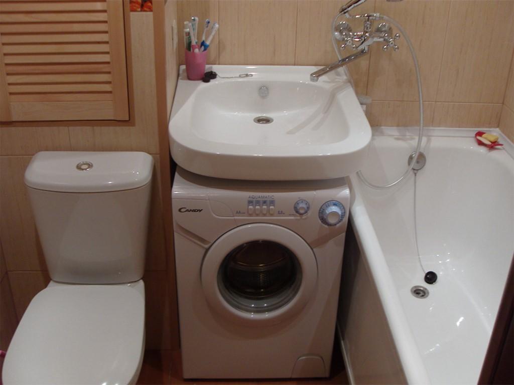 Дизайн маленькой ванной комнаты совмещенной с туалетом 33 квм