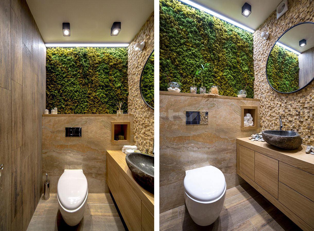 Туалет дизайн маленькая комната
