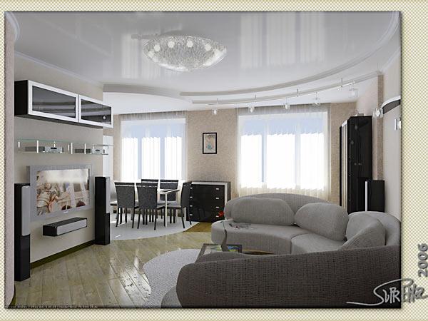 Дизайн квартир фото примеры