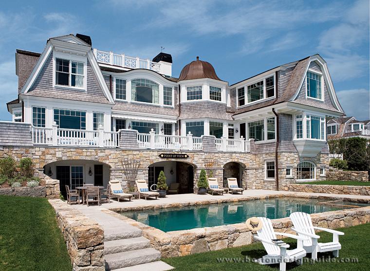Самые красивые дома в мире внутри снаружи