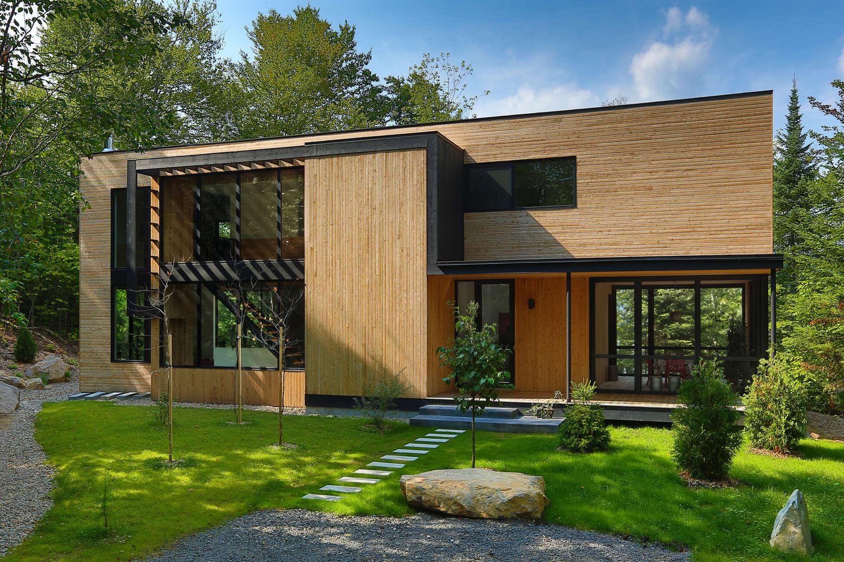 дизайн домов фото снаружи и внутри