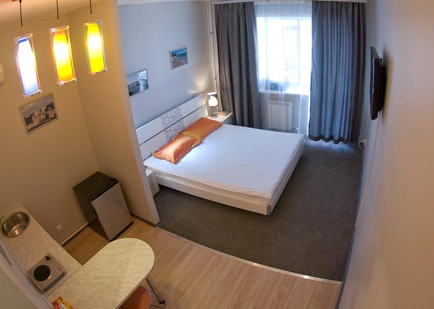 Интерьер в комнате общежития фото