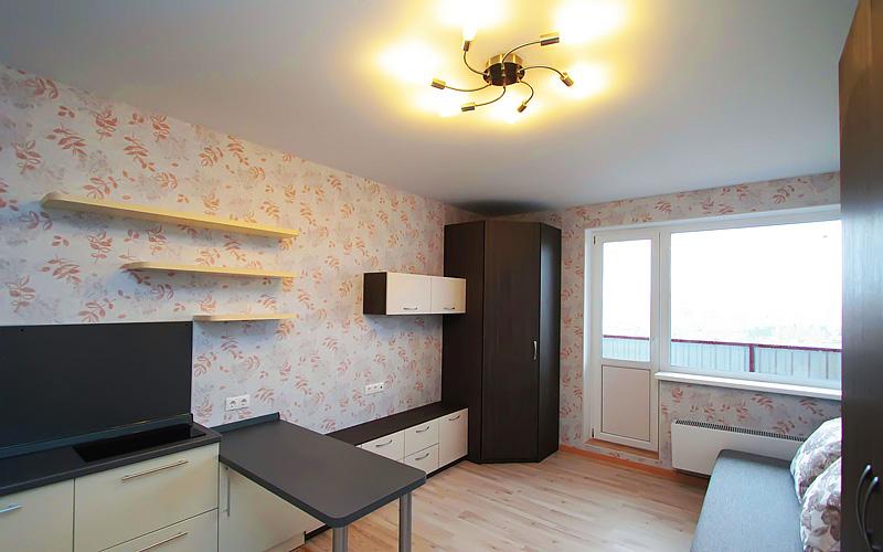 Ремонт в однокомнатной квартире фото своими руками - Val-spb.ru