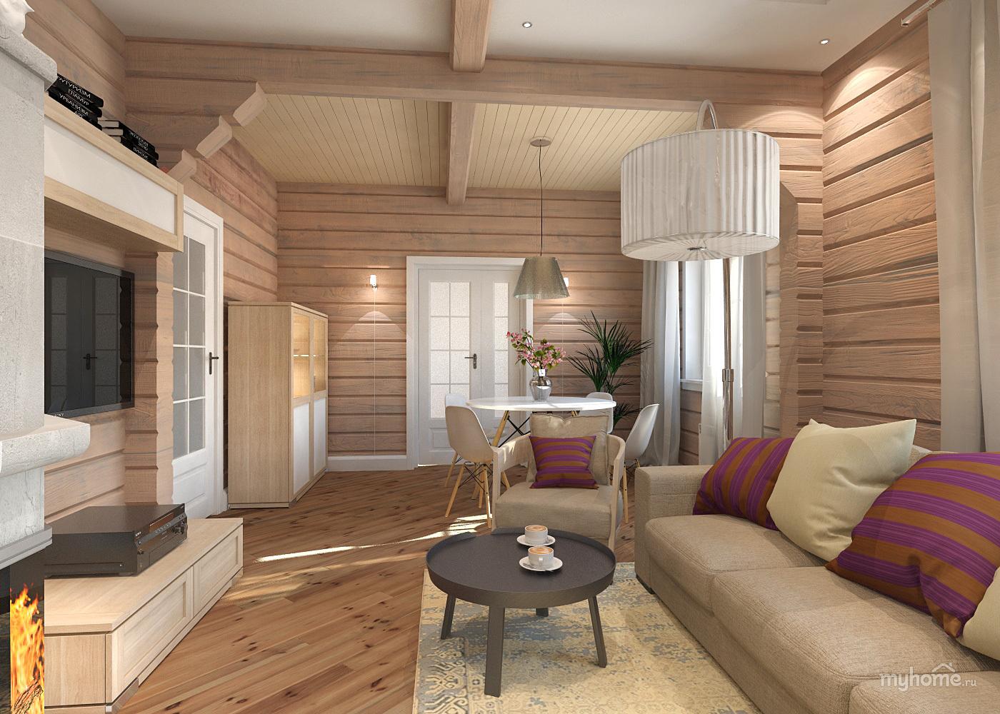 Дизайн дома в скандинавском стиле проекты