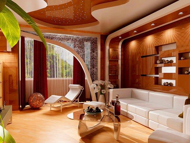 Дизайн интерьера гостиной в хрущевке современном стиле фото