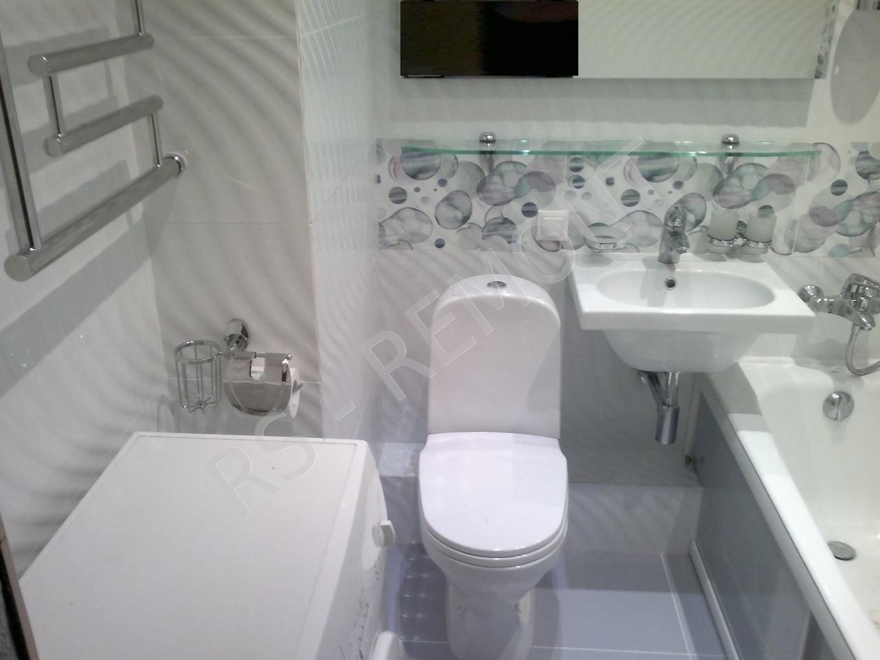 Фото дизайн санузла и ванны в хрущевке