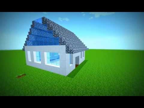 Как построить дом в майнкрафте фото схемы поэтапно
