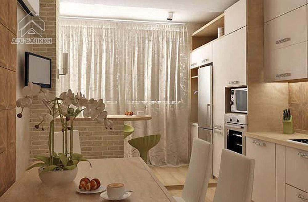 Идея дизайна маленькой кухни в хрущевке советы и рекомендаци.