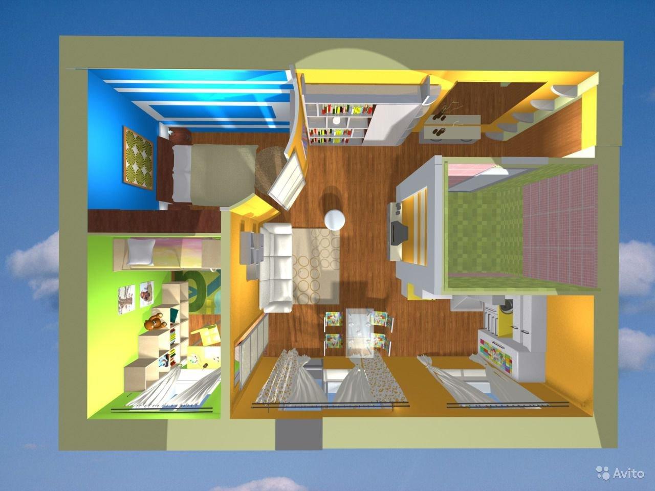 Обмен трехкомнатной квартиры на 4