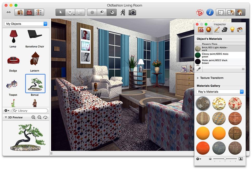 Лучшие приложения дизайн интерьера