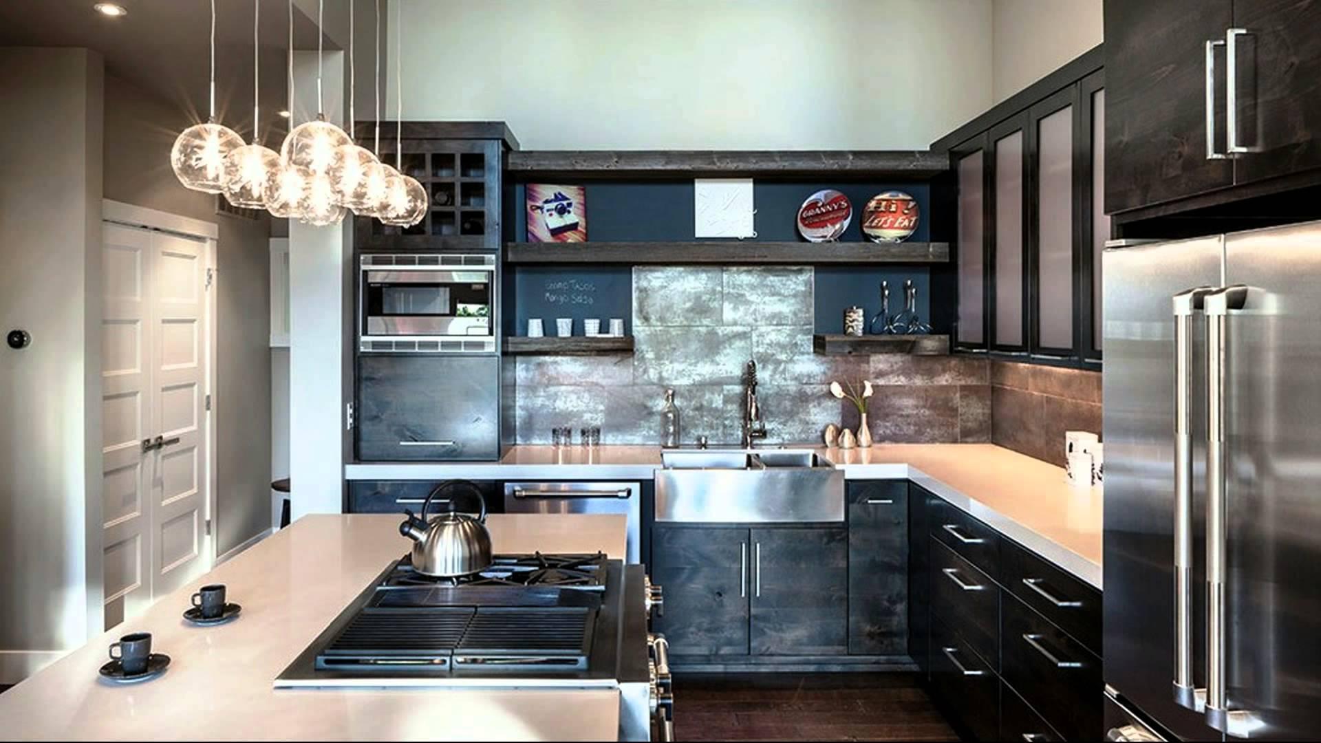 Кухни дизайн проекты 2017
