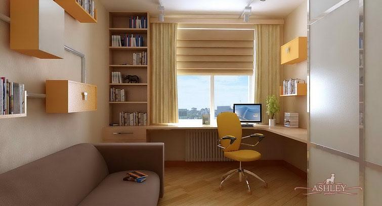Дизайн детской комнаты 10 кв.м