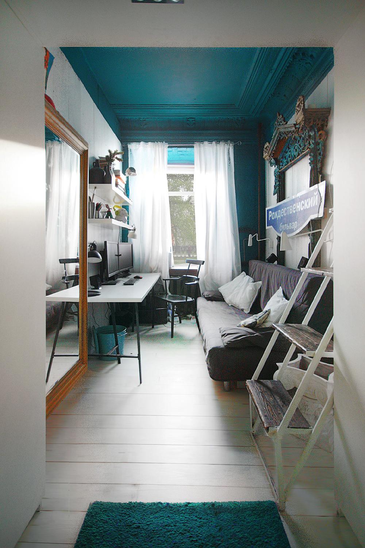Съемная квартира: как сделать ее уютнее 44