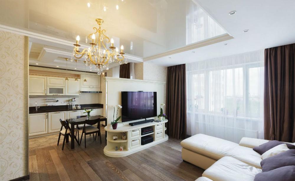 Красивый дизайн квартир на 24