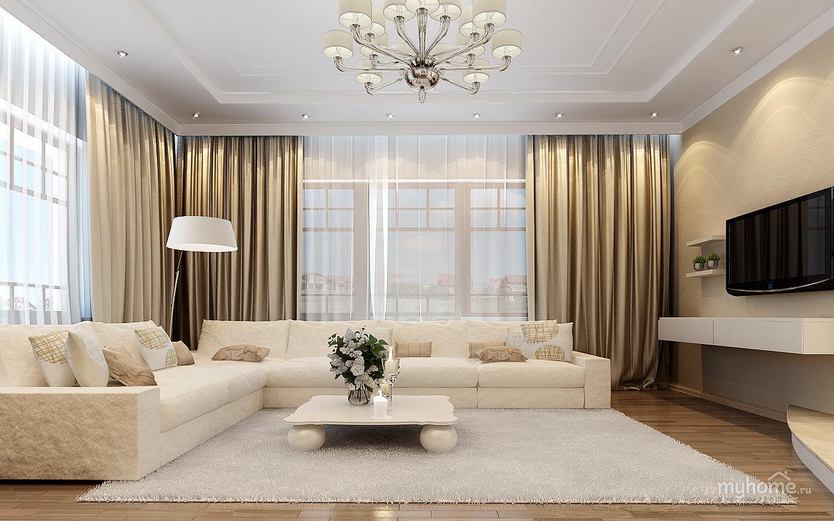 Дома гостиные дизайн