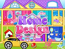 Дизайн интерьера онлайн игры