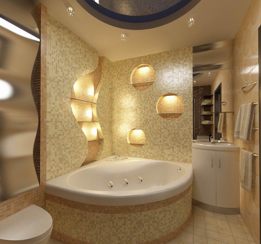 Фото ванной комнаты интерьер