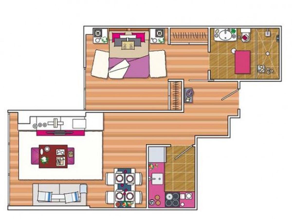 Планировка и дизайн квартир своими руками