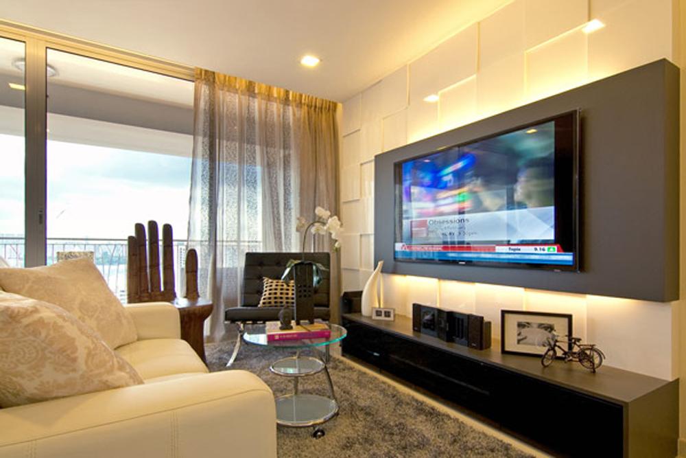 Дизайн малогабаритных гостиных