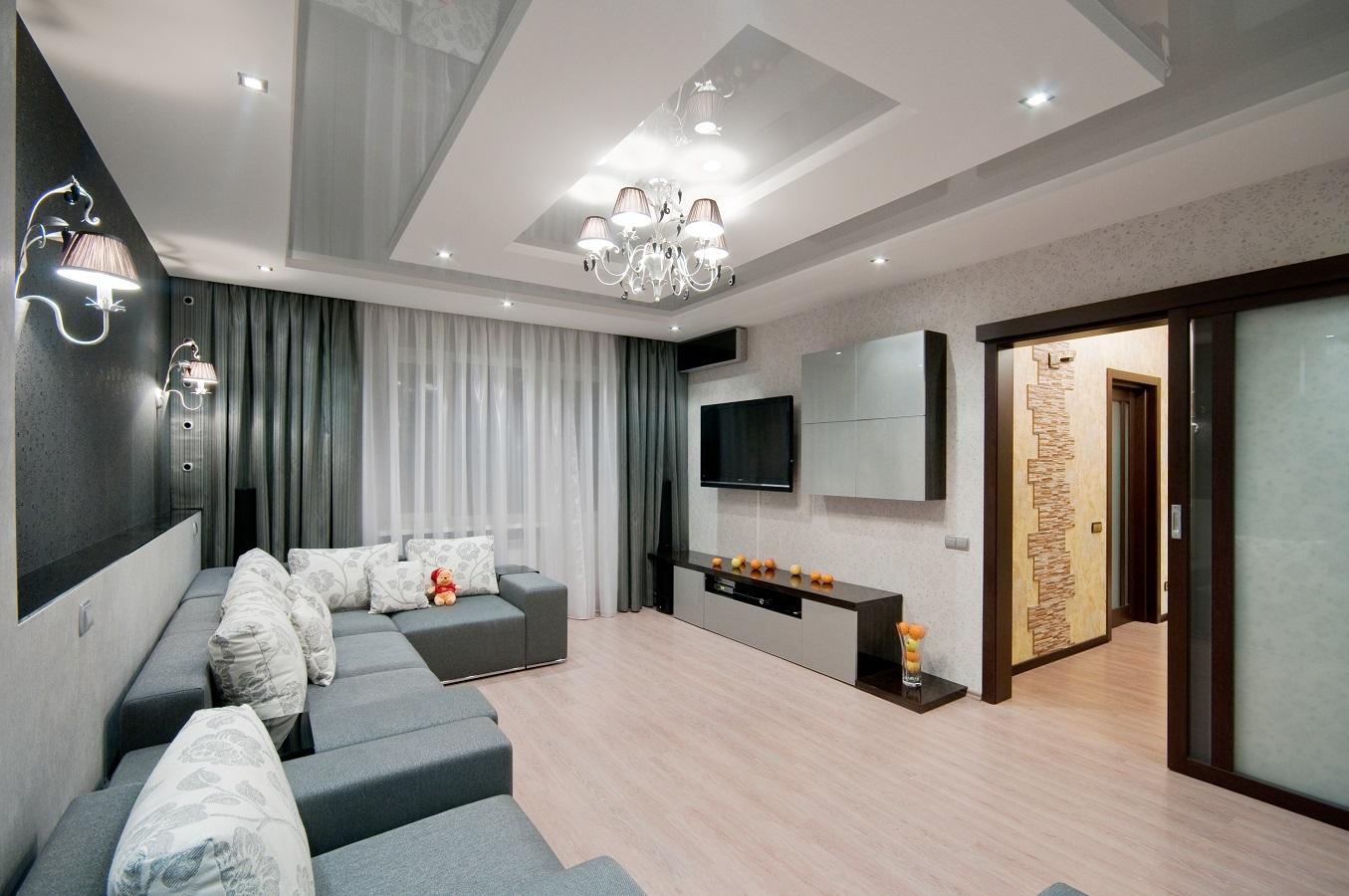 Для ремонта в квартире дизайн