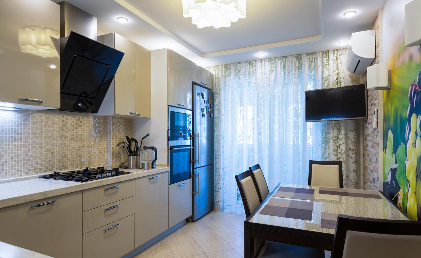Красивый дизайн интерьера кухни: идеи и рекомендации Фото