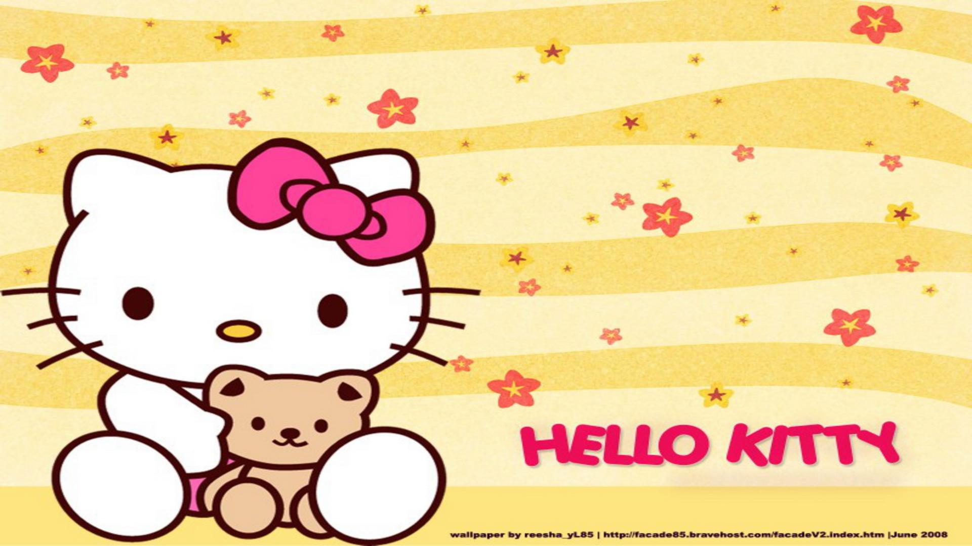 Hello kitty illest wallpaper