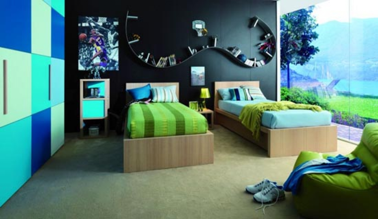 Room color for boy