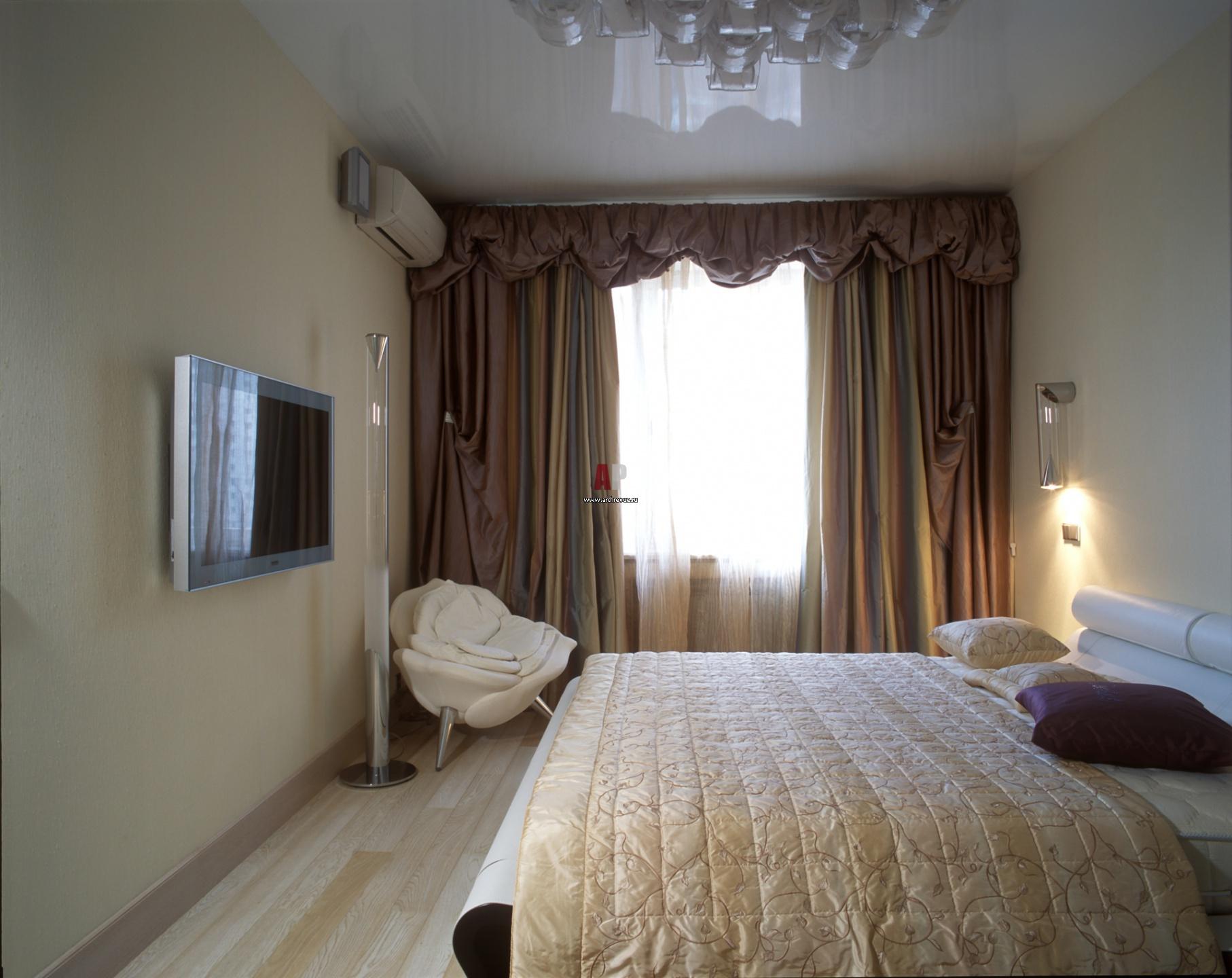 Дизайн спальни 12 кв м в современном