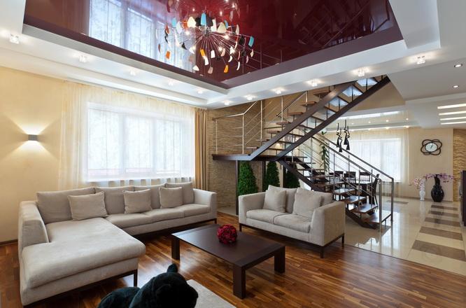 Первого этажа дизайн