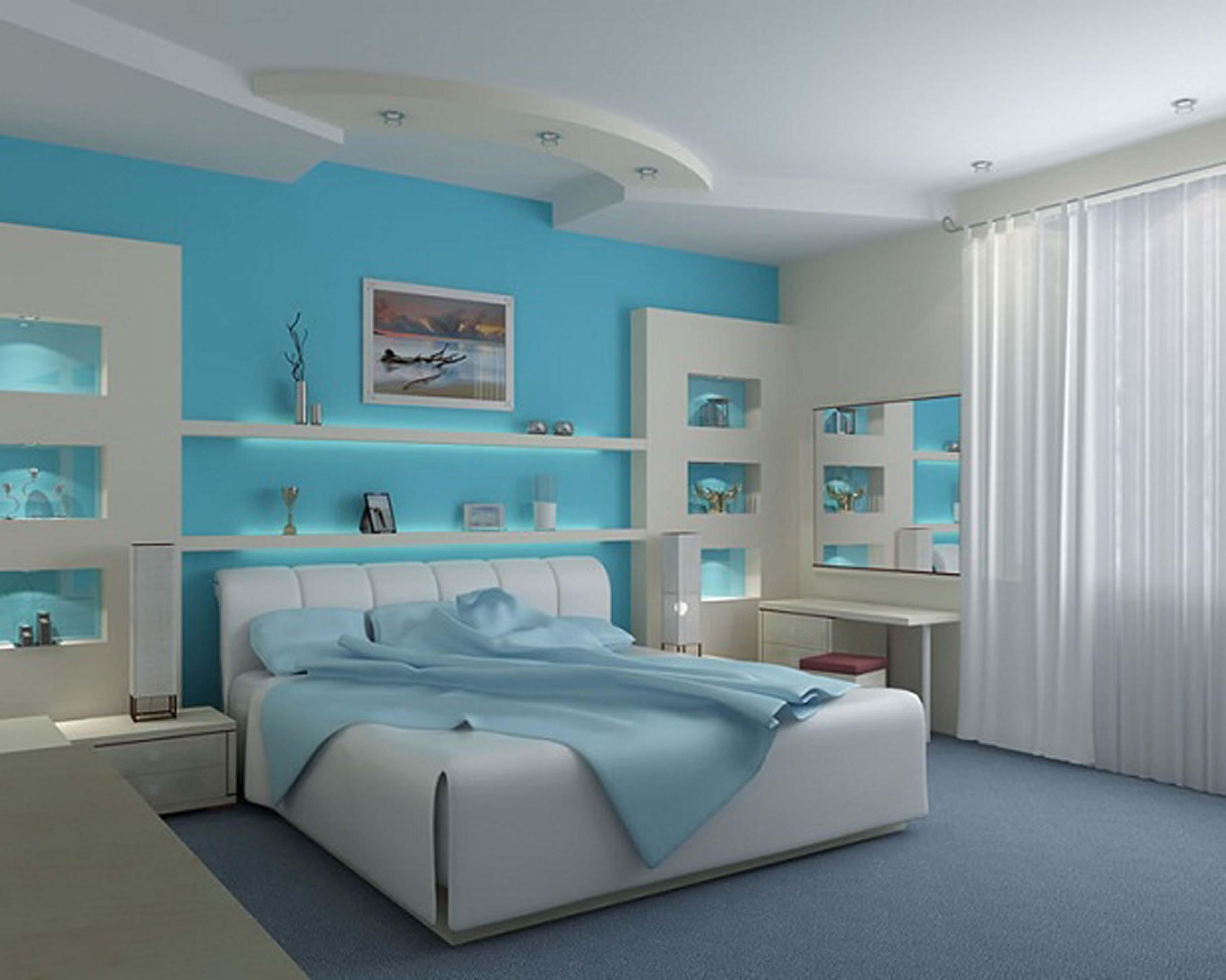 در اتاق خواب چه میگذرد Дизайн спальни фотогалерея интерьера